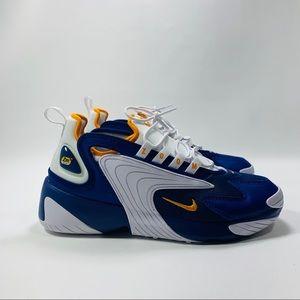 Nike Zoom 2K Deep Royal Blue Orange Peel
